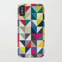 book cover iPhone & iPod Cases featuring 100 book cover colours by Coralie Bickford-Smith