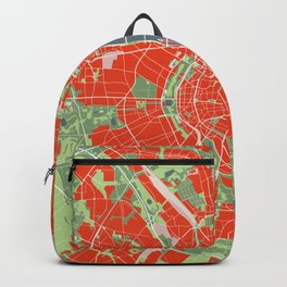 Cologne map classic Backpack