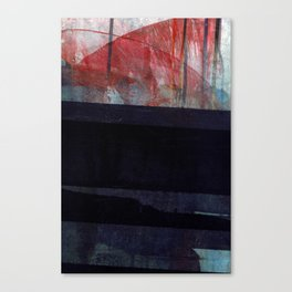 this waking hour Canvas Print