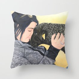 Tayler & Ooby Throw Pillow