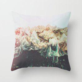 grūmbł Throw Pillow