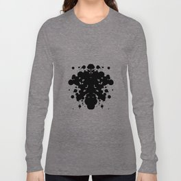 Ink Blot Long Sleeve T-shirt