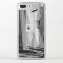 Scavenger Hunt Clear iPhone Case