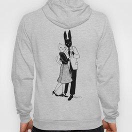 Mr Bunny dancing Hoody