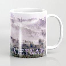 FOGGY MOUNTAIN - VIETNAM - ASIA Mug