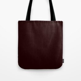Delirious Place ~ Dark Red-brown Tote Bag