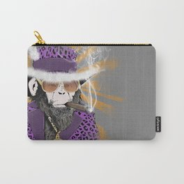 Pimp-Panzee Carry-All Pouch