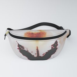 Close up Orchid 13 Fanny Pack