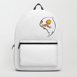 Just The Ghosty Backpack