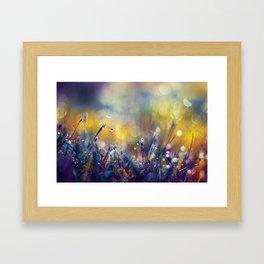 Moss Island Framed Art Print