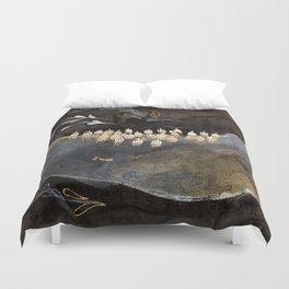 Whale I Duvet Cover