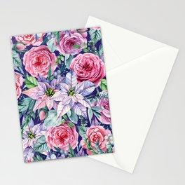 Romantic garden II Stationery Cards