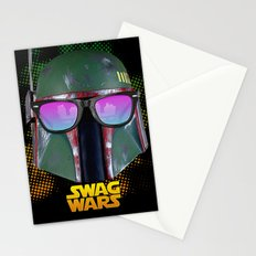 Boba Fett Stationery Cards