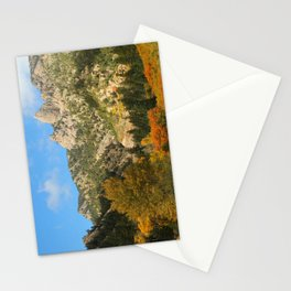 Fall in Colorado Stationery Cards