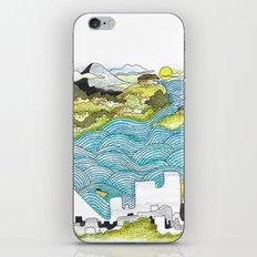 Nha Trang iPhone & iPod Skin