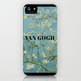 Van Gogh, Almond Blossom iPhone Case