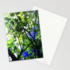 Bright Sky Stationery Cards