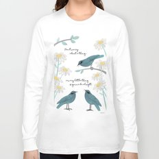 Three Little Birds Long Sleeve T-shirt