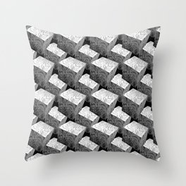 Unwavering Series 2 Throw Pillow