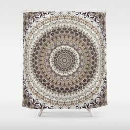 Mandala 451 Shower Curtain