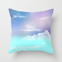like candy Throw Pillow