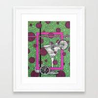 drink Framed Art Prints featuring Drink by Aimee Alexander