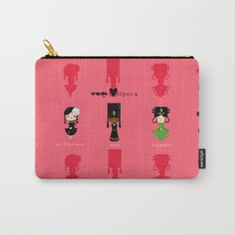 Love Opera heroines Carry-All Pouch