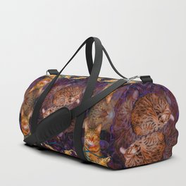 Theadora the Explorer Dreams of Flora Duffle Bag