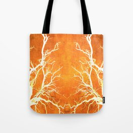 Branches of Fire Touch Tote Bag