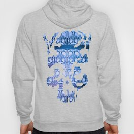 Ice Sword Skulls Hoody