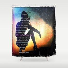 Illustration, photo, graphic desing, art Shower Curtain