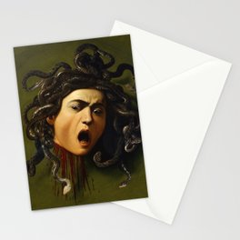 Carvaggio - Medusa Stationery Cards