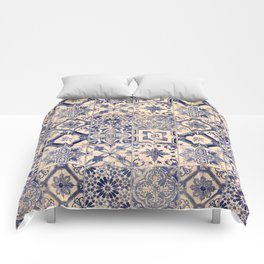 Ornamental pattern Comforters