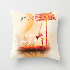 A Moment Like Forever Throw Pillow