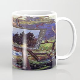 Put Color in Your Life Coffee Mug