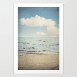 Wasaga Beach Art Print