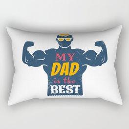 Father day Rectangular Pillow