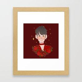 Jeon jungkook Framed Art Print