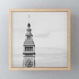Chronopolis Framed Mini Art Print