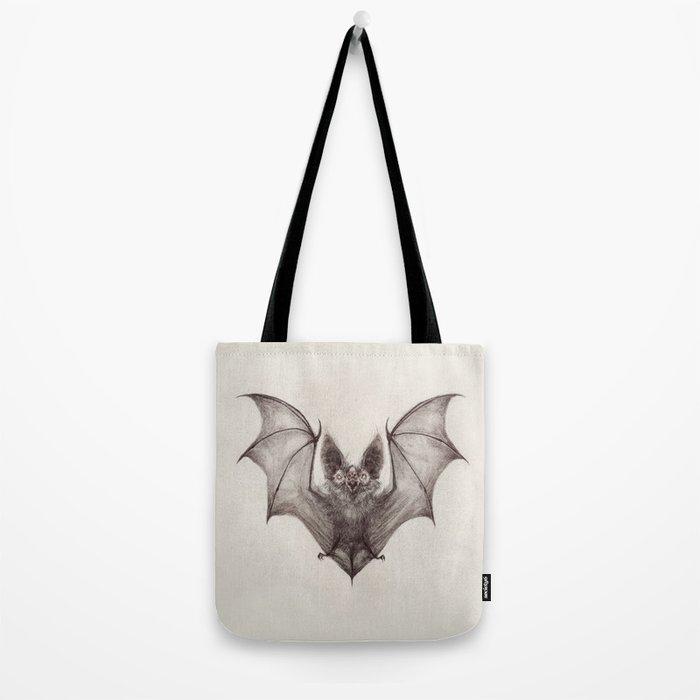 Batty  Tote Bag