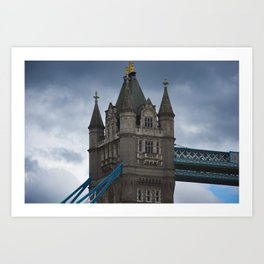 London Bridge 3 Art Print