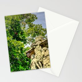 Christ's Statue. Germany Stationery Cards