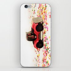 Candy Land Construction iPhone & iPod Skin