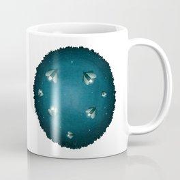 Dreamscape #4 (or Lightning Bugs in the Night Sky) Coffee Mug
