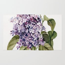 Lilac Branch Rug
