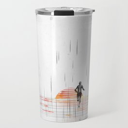 Just Run Travel Mug