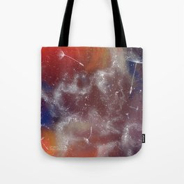 Cosmic seeds Tote Bag