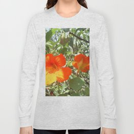 Loving Flowers Long Sleeve T-shirt