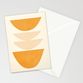 Abstract Shapes 36 Stationery Cards