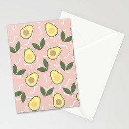 Avocado Fiesta Stationery Cards